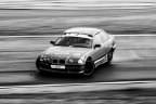 Photo of BMW E36 drifting through corner by Hardleers
